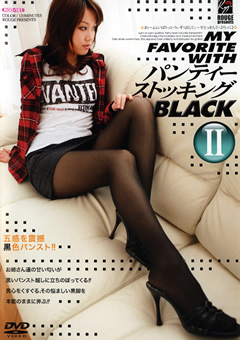 MY FAVORITE WITH パンティーストッキング BLACK2