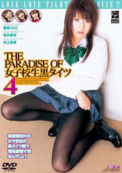 THE PARADISE OF 女子校生黒タイツ4