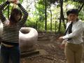 街角ゲリラ催眠2 ~木洩れ日の催眠誘導~-1