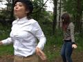 街角ゲリラ催眠2 ~木洩れ日の催眠誘導~-2