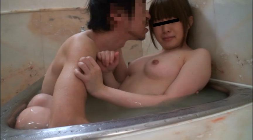 むっちり発育した姪っ子とお風呂