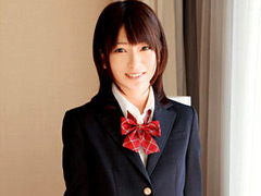 制服の似合う美少女と性交 成宮ルリ:女子校生