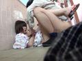 夏祭り浴衣少女(18)公衆トイレレイプ-4