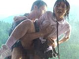 びしょ濡れ低身長●学生雨宿り強制わいせつ 【DUGA】