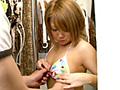 店員が女性客にドッキリ企画  ハレンチ試着室6