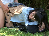金がない学生カップルがSEXするウワサの公園
