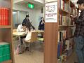 図書館で媚薬を飲まされた巨乳女子●生