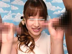 新宿で見つけたヤンキー少女にメガチ○ポを素股
