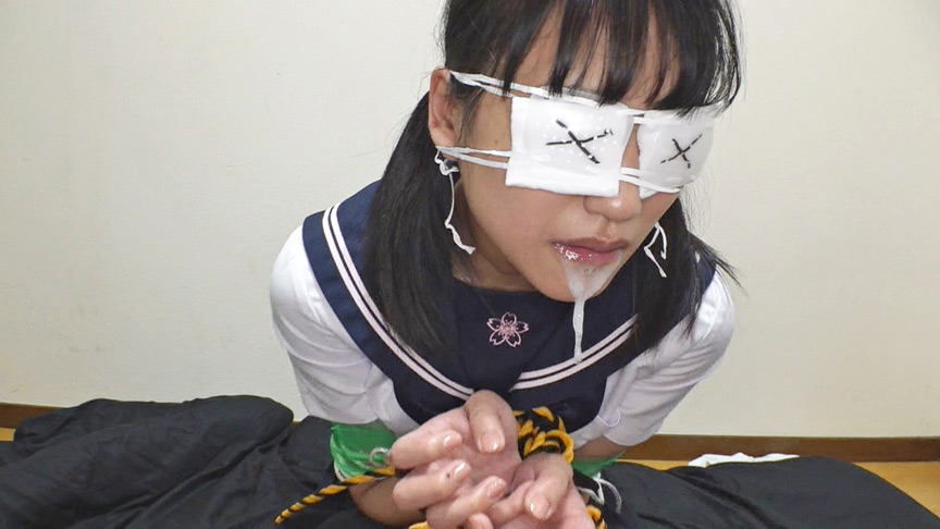 監禁 拘束した少女を弄ぶ変質者の異常性癖 渚ひまわり 画像 5