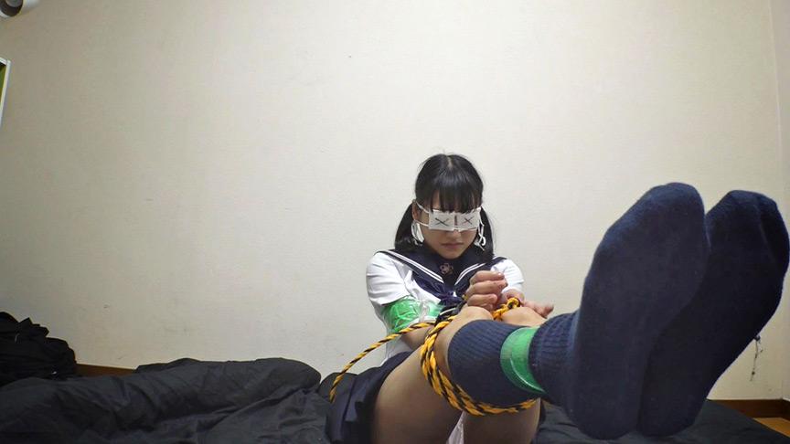 監禁 拘束した少女を弄ぶ変質者の異常性癖 渚ひまわり 画像 6