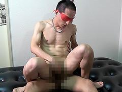 元体育会系変態M男がヤラレ放題アゲ交尾。
