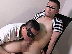 ゲイ・Inside・地方シリーズ第3弾・有名な繊維の町より来京! Part1・・inside-0085