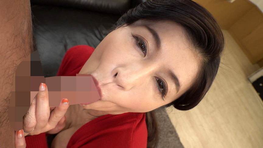 おフェラのお仕事にやってきた五十路熟女に突然口内射精 画像 24