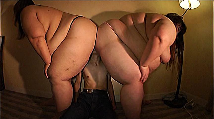 177kgと145kgの女達に犯される男 画像 7