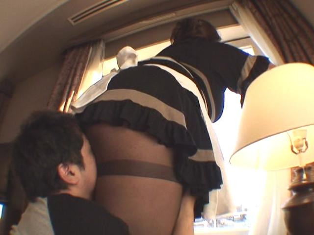46歳の巨尻清掃婦 湯本あけみサムネイル03