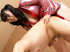 お尻:巨尻教師 ペニバン女肉仕置き 水嶋由麻