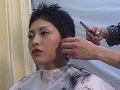 髪:断髪!剃髪!!ヘアーフェチ