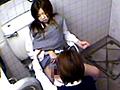 女子校生 放課後レズトイレ1