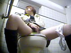 公共便所自慰録4