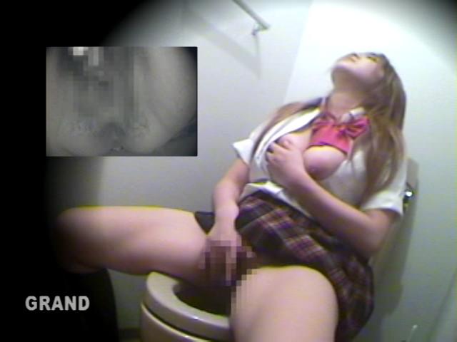 ウォシュレットオナニー女子校生DX 4時間のサンプル画像6