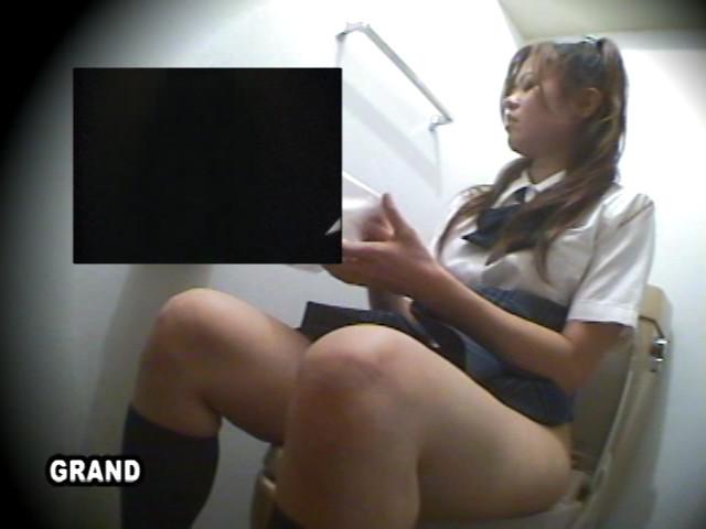 ウォシュレットオナニー女子校生DX 4時間のサンプル画像11