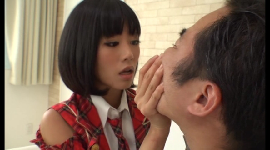 A○B系ロリ級美少女M男遊戯 琥珀うた 画像 1