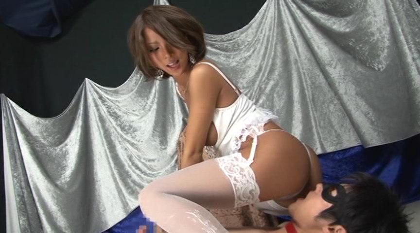 きまぐれ☆ボンテージクイーンのM男調教6 希咲エマ