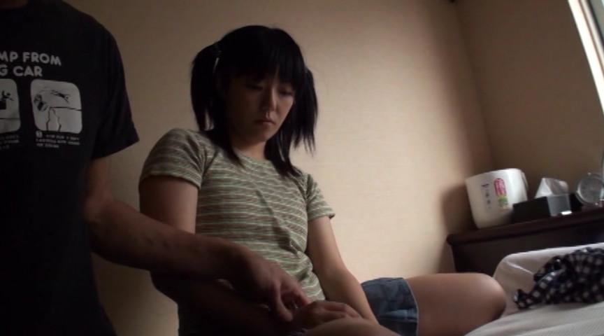 小○生とホテルに行きイタズラしながら突然センズリ 画像 16