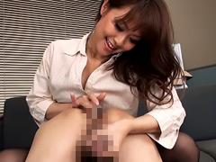 キャリア系OL M男社員スパルタ調教5 maika