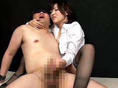 M男ゆーとぴあ 癒し系淫語手コキ BEST4時間