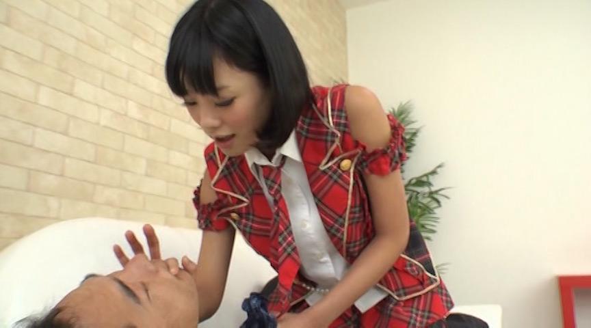 顔騎、尻コキ中心のM男責め!2 アキバ系ロリータ編