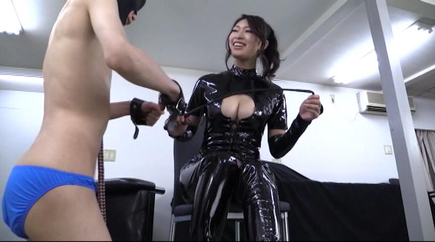 ボンデージの虜 M男調教QUEEN 小早川怜子