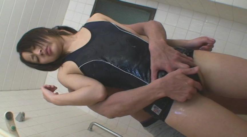 JK・女子校生の放課後 スク水ッ娘に悪戯。 画像 8