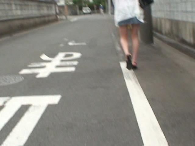 路上強襲スカートめくり!!1 画像 10