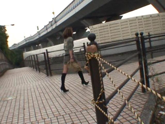 路上強襲スカートめくり!!1 画像 15