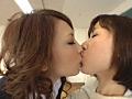 女子校生黒タイツレズ4-5