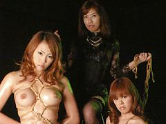 RakuRa女王様のミストレスレズ奴隷3