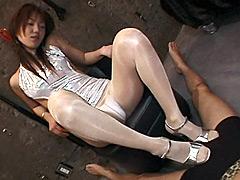 パンスト:LEG SEX2 矢田紫 矢崎茜 畑山夏樹
