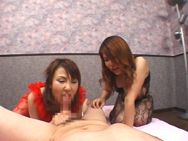 W痴女 叶結香里&菊地麗子 の画像12