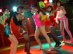 ダンス:ジュ○アナ ダンスDX 4時間