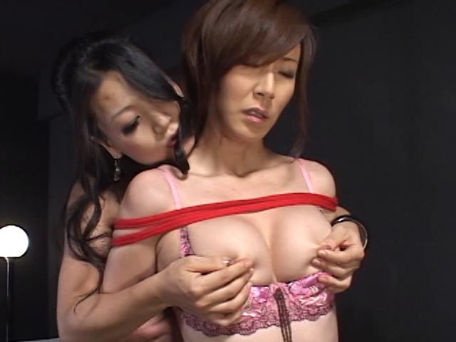 高坂保奈美 レズ三昧 DX4時間