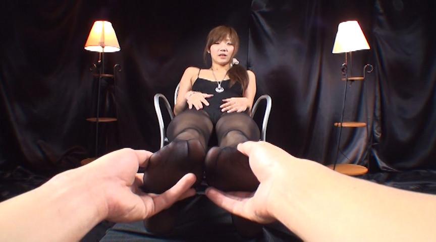 キレイなお姉さんの淫語バーチャルパンストプレイ4 画像 20