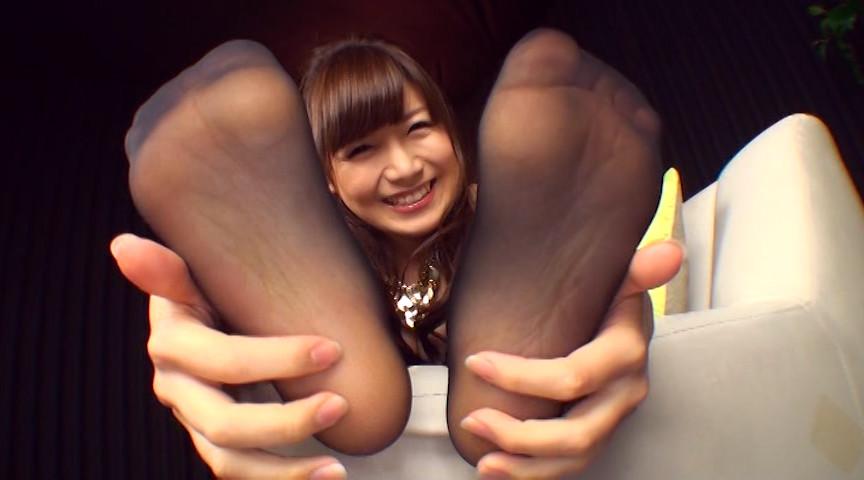ワーキングノーパンパンスト痴女2 美泉咲 画像 1