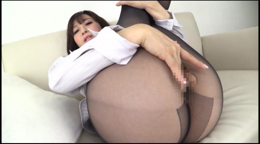 肉ビラ丸見えノーパンパンストオナニー Vol.2 画像 14