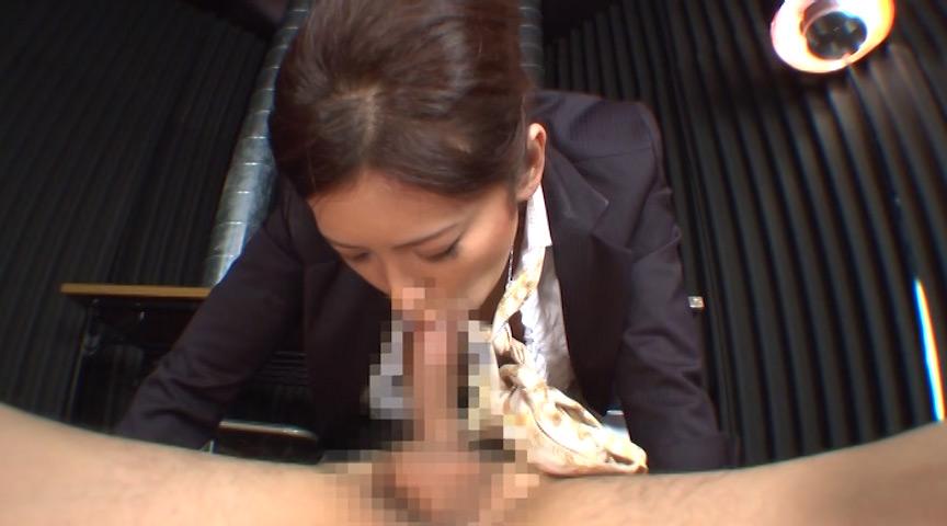 美脚お姉さんが悩殺ムレムレパンストで誘惑2 春日由衣 画像 9