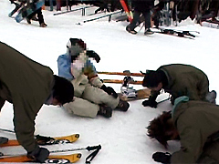Let's突撃土下座ナンパ158