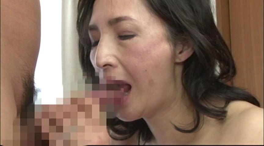 愛欲に濡れる義母と息子の肉体関係 画像 7
