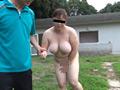 雌豚ババア野外羞恥-0