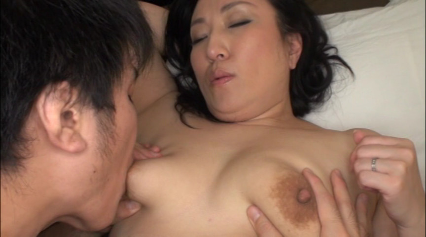 自慰視姦 ~熟女にオナニーを見せつけたら~ の画像7