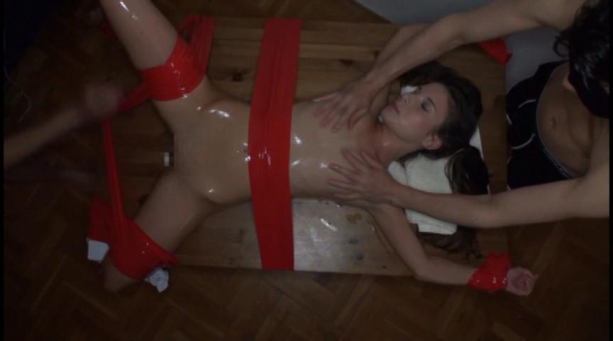 海外妖精ロリータ拘束クリトリス拷問1 の画像18